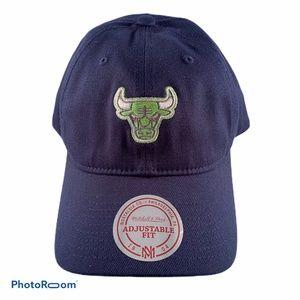 Mitchell & Ness Chicago Bulls Flexfit Snapback Hat